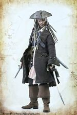Third Party Brand Hot Pirates of the Caribbean on stranger tides Jack Sparrow