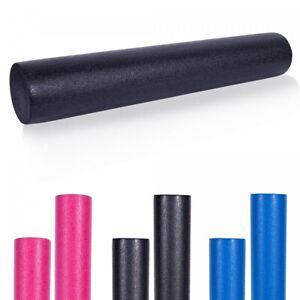 GORILLA SPORTS® Faszienrolle Fitnessrolle Massagerolle Foam Roller Pilates Yoga