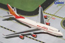 Gemini Jets 1:400 Scale Air India Boeing 747-400 VT-EVA GJAIC1638