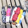 Mini Pocket Umbrella Women Portable Anti UV Folding Rainproof Travel Sun Parasol