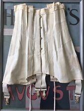 Edwardian 1900's La Reine Corset - Old Stock In A Box