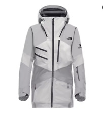 2019 NWT WOMENS THE NORTH FACE FUSE BRIGANDINE JACKET $700 L Vaporous Grey Fuse
