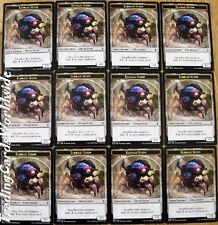 Eldrazi Scion Version 3 Token Set // 12x Battle for Zendikar // NM // engl.