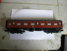 LIONEL O SCALE  PASSENGER COACH WITH INTERIOR LIGHTING