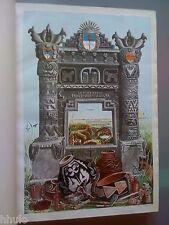 Emilio Duncan Wagner La Civilizacion Chaco-Santaguena 1934 Archéologie Anthropo