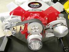 Chevy Billet Pulley Kit SBC