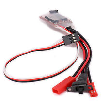 20A ESC RC Winch Switch Warn Controller RC 1/10 For DWN N10202