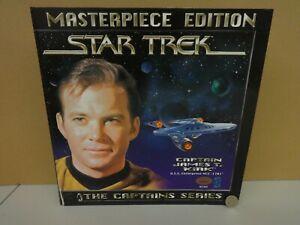 "Playmates Star Trek LTD 10K ""Captain Series"" 12 inch Captain Kirk Figure - MIB"