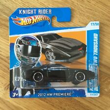 Hot Wheels KITT Knight Rider