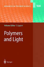 NEW Polymers and Light (Advances in Polymer Science)