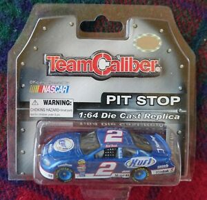 """NASCAR Team Caliber #2 Kurt Busch """"Miller Lite (Kurt)"""" Penske Ford (MIB) 2007"""