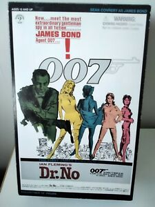 """Sideshow James Bond Sean Connery Dr No 12"""" Figure Doll Collectable"""