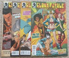 CLOWN FATALE # 1 2 3 4 COMPLETE STORY SET DARK HORSE 2012 NM HOT
