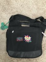 Disney's Pop Century & Caribbean Beach Resort Messenger Laptop Bag VTG Disney