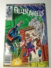 Fallen Angels Limited Series -  Issue #3