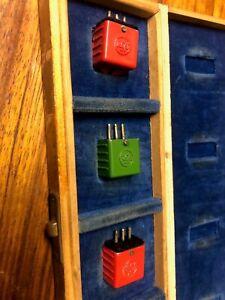 RCA Stylus Cartridges x 3