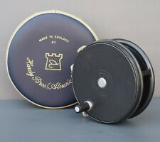 """Hardy    Perfect  3 3/8""""      Fly  Reel"""