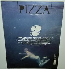 PIZZA SEMESTRALE #2 MAGAZINE FASHION ART DESIGN ITALY CULTURE ITALIAN face i-d