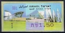 Israël postfris Automaatzegels 2007 MNH A56 - Glaspiramide en Beeld Ashdod (1)