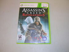 ASSASSIN'S CREED REVELATIONS (Microsoft Xbox 360) Complete
