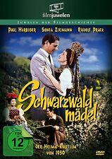 Schwarzwaldmädel (Sonja Ziemann, Rudolf Prack, Paul Hörbiger) DVD NEU + OVP