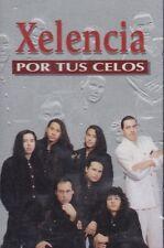 Xelencia Por Tus Celos Cassete New Nuevo Sealed
