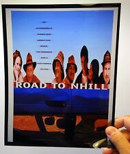 Road To Nhill 1997 Original Big Size Movie Slide Poster Transparencies