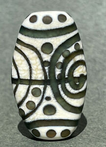 Handmade Lampwork Focal Bead ~ Osage ~ By Soul Of Glass SRA