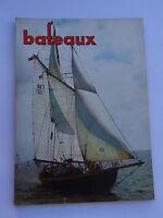 Revue magazine BATEAUX n°77 octobre 1964 / Golif Jouet Hoshi
