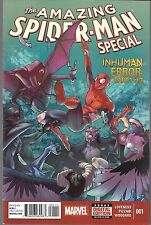 Amazing Spiderman '15 Special 1 VF B4