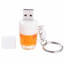 8GO USB 2.0 Clé USB Clef Mémoire Flash Data Stockage Key / Jar de Bière USB