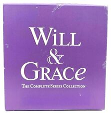 Will & Grace - Complete Series Collection DVD Set