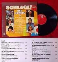 LP Schlager des Jahres 5 (Telefunken 622043 AF) D 1974 Les Humphries Singers Co.