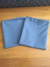Dunelm Pillowcases, BNWOT, Grey