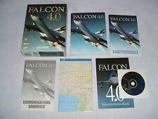 Falcon 4.0 PC win 95/98 alemán USK 16