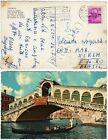 2360 - Repubblica - 15 lire Michelangiolesca su cartolina per Brasile, 1961