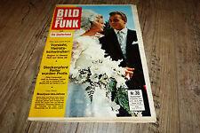 Bild und Funk Nr.36/1964 TB Marika Killius,Old Shatterhand Fotoroman