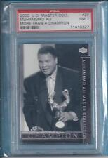 2000 Upper Deck Master Collection #28 Muhammad Ali The Legend # 005/250 PSA  NM7