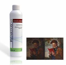 Gemäldereiniger Reartos No7 Bilderreiniger 250ml Restaurierungsmittel
