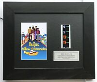 The Beatles YELLOW SUBMARINE Limited Edition Original Filmcell Memorabilia COA
