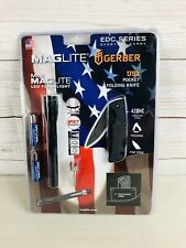 MAGLITE Gerber EDC Series Mini LED Flashlight & US1 Pocket Knife New Sealed Pack