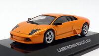 Autoart 1/64 Scale 20293 - Lamborghini Murcielago - Metallic Orange
