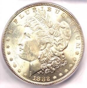 1882-P (1882) Morgan Silver Dollar $1 - ICG MS65 - Rare in MS65 - $585 Value!