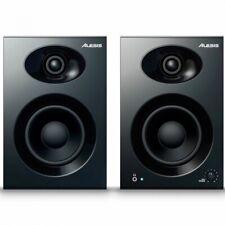 More details for alesis elevate 4 - 50 w powered desktop studio speakers (pair)