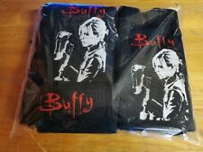 More details for buffy the vampire slayer embroidered towel set