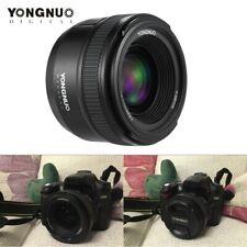 YONGNUO 35mm F2.0 YN35mm AF/MF Focus Lens for Nikon F Mount D7100 D3200 Camera