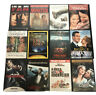 Lot of 12 DVD Movies Films - Suspense,  Drama, Thriller, Action, Romantic Comedy