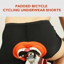 Bicolic Pantaloncini da Ciclismo da Uomo Traspiranti Corti Ciclismo Uomo 4D Gel Imbottito Traspirante Biancheria Intimo Mutande Pantaloncini da