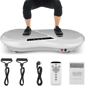Caroma 3D Vibration Plate Exercise Machine - 99 Levels & 4 Functional Modes Whol