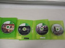 Lot of 4 Xbox 360 Games-Skyrim-Fable 3-Prince of Persia-Saints Row The Third